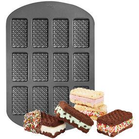 12-Cavity Ice Cream Sandwich Pan