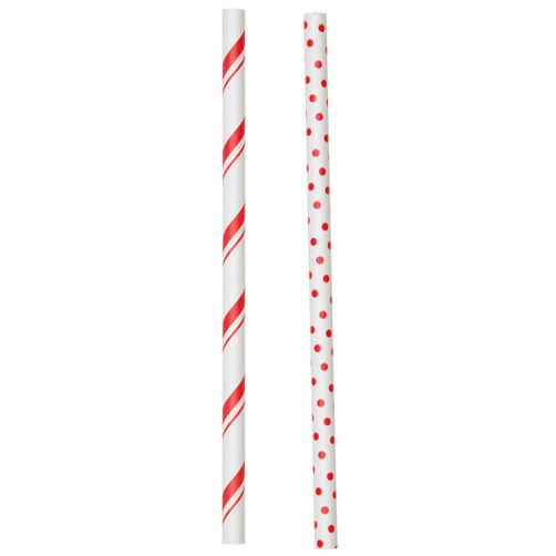 Red Lollipop Sticks