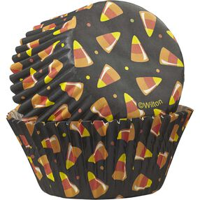 Halloween Candy Corn Standard Baking Cup