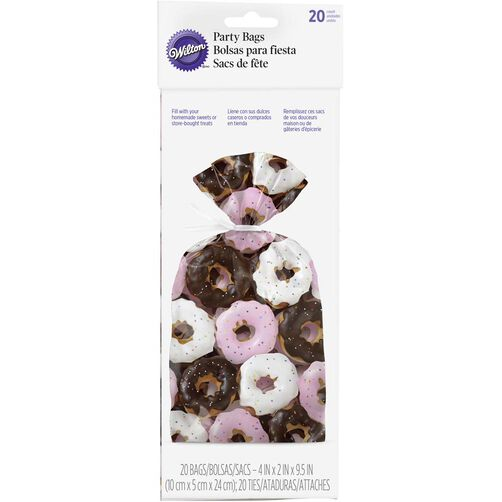 Donuts Party Bags