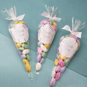 Candy Buffet Favor Bag Kit