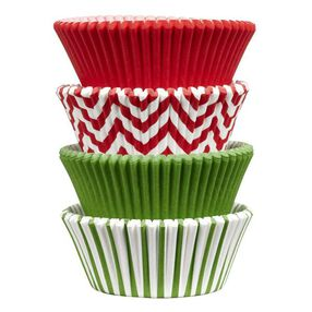 Perfect Results Christmas Baking Cup Storage