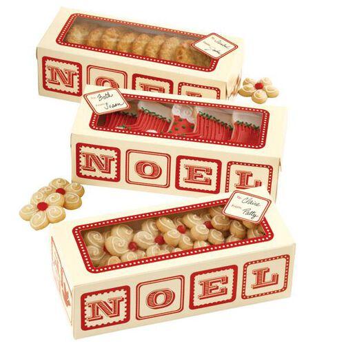 Homemade for the Holidays Treat Box Kit
