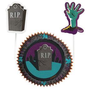 Halloween in 3-D Cupcake Combo
