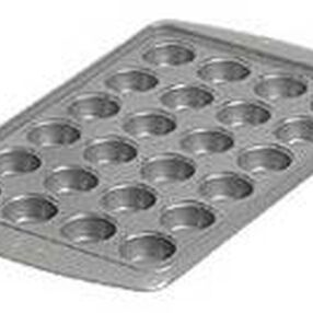 Avanti Everglide Metal-Safe Non-Stick 24 Cup Mini Muffin Pan