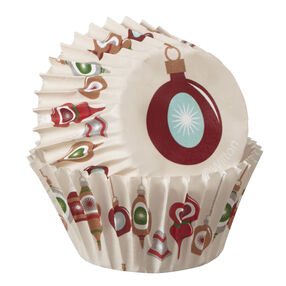 Wilton Christmas Holiday Sweet Swap Mini Baking Cups, 100-Ct.