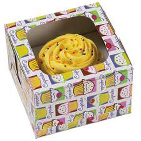 Cupcake Heaven Cupcake Boxes (Holds 1)