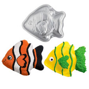 Tropical Fish Pan