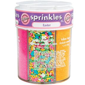 6-Mix Easter Sprinkle Assortment