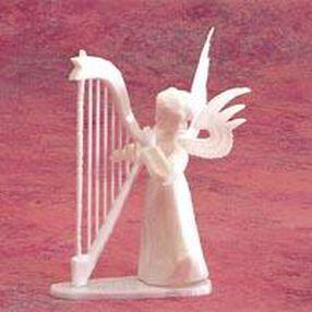 Heavenly Harpists