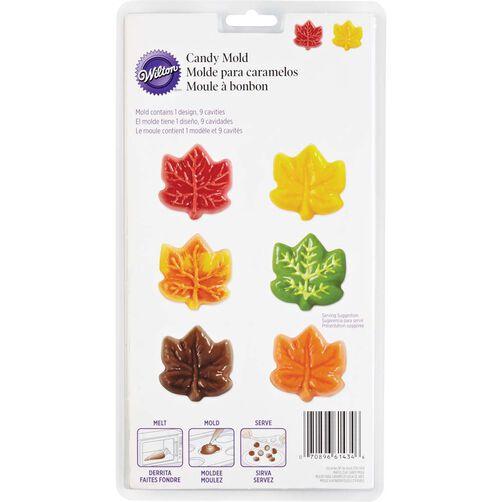 Wilton Maple Leaf Candy Mold