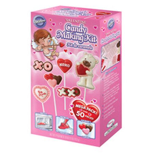 Valentine Candy Making Kit Mega Pack