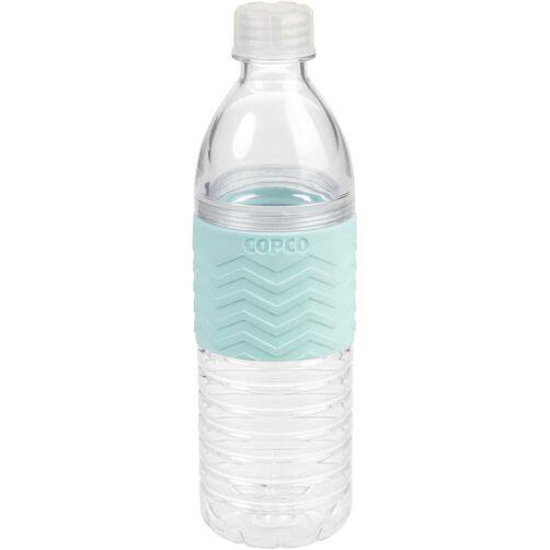 Chevron Robins Egg Blue Hydra Water Bottle