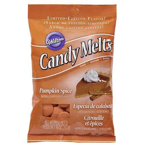 Wilton Pumpkin Spice Flavor Candy Melts? Candy