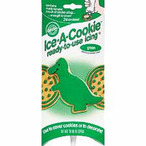 Green Ice-A-Cookie