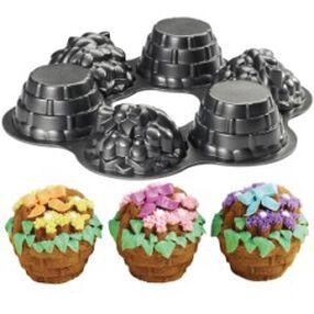 Dimensions® Multi-Cavity Mini Flower Baskets Pan
