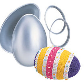 3-D Egg Pan Set