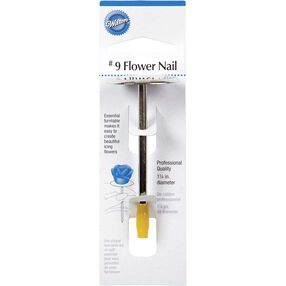 1 1/4 in. No. 9 Flower Nail
