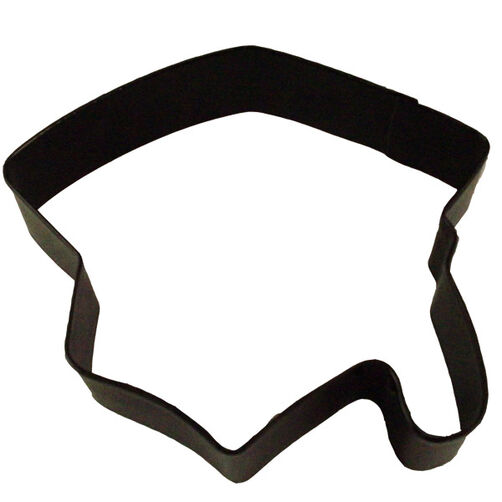 Mortarboard Cookie Cutter