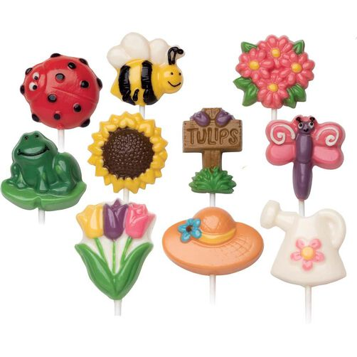 Garden Goodies Lollipop Mold