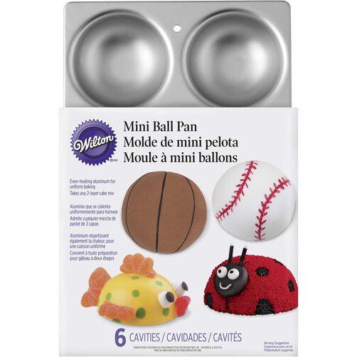 Mini Ball Pan