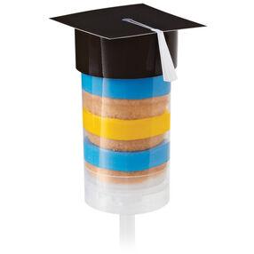 Treat Pop Toppers Graduation Caps