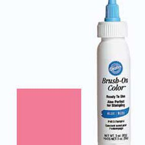 Pink Brush-On Color