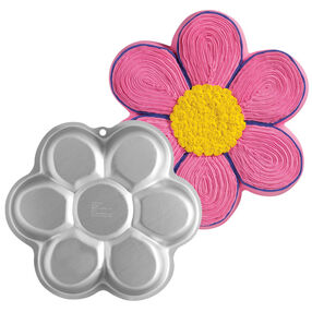 Dancing Daisy Shaped Cake Pan