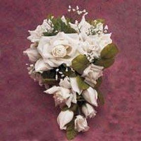 Green Cascade Bouquet