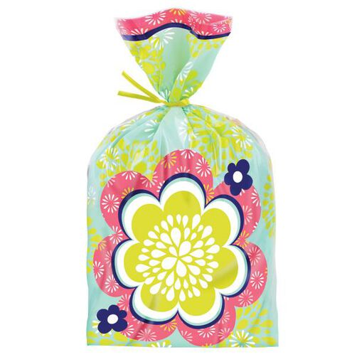 Baking Blossoms Party Bags