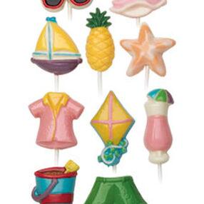Summer Fun 2-Pack Lollipop Mold