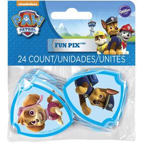 Nickelodeon PAW Patrol Fun Pix Cupcake Toppers