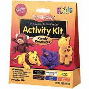 Kandy Kreatures Kandy Clay Activity Kit