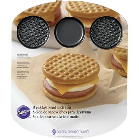 Wilton Breakfast Sandwich Pan