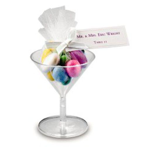 Martini Glass Favor Making Kit