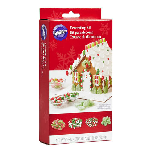 Wilton Gingerbread Candy Decorating Kit Wilton