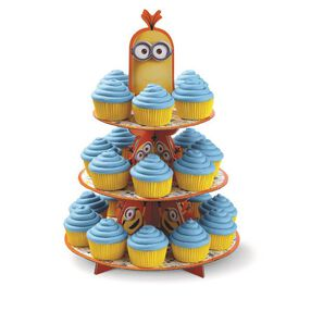 Minions Cupcake Stand