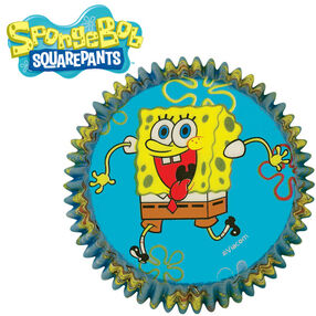 SpongeBob SquarePants Baking Cups