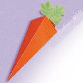 Mini Carrot Favor Boxes