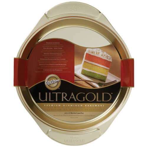 UltraGold 10 in. Round Pan