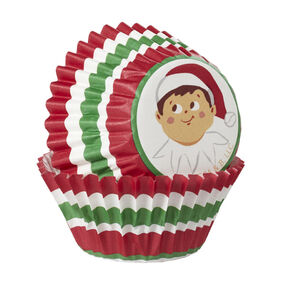 The Elf on the Shelf Mini Baking Cups, 50-Ct.