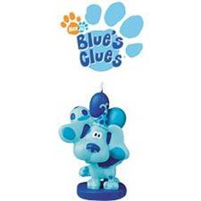 Blue's Clues Candle