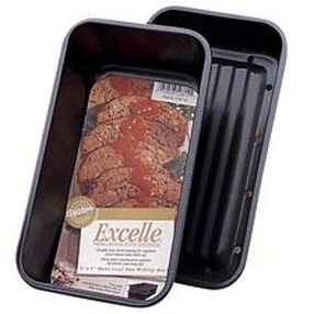 Excelle Premium Non-Stick 9 x 5 Meat Loaf Pan