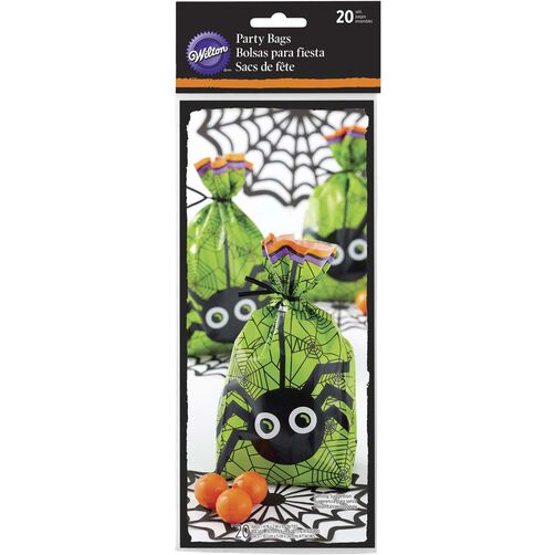 Wilton Halloween Spider Treat Bags