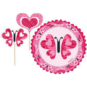 You Bake Me Smile Cupcake Combo