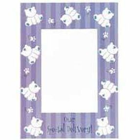 Special Delivery™ Mailable Card Frames-Bears