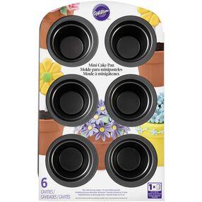 Flower Pot Mini Cake Pan