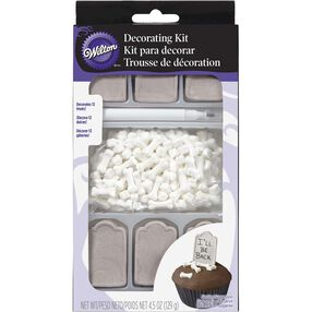 Graveyard Cupcake Decorating Kit