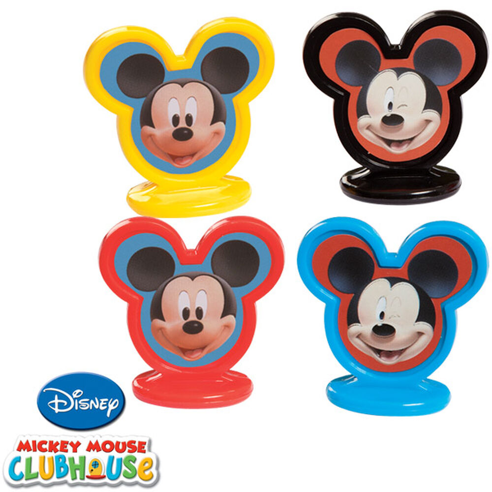Disney Mickey Mouse Clubhouse Toppers Wilton