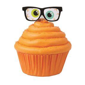 Wilton Halloween Lenticular Eyeballs Fun Pix, 12 Ct.